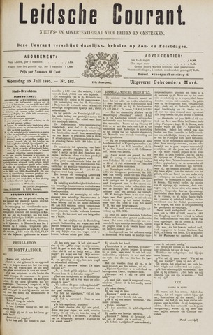 Leydse Courant 1885-07-15