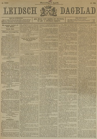 Leidsch Dagblad 1911-04-01