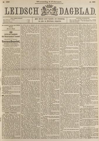 Leidsch Dagblad 1899-02-08