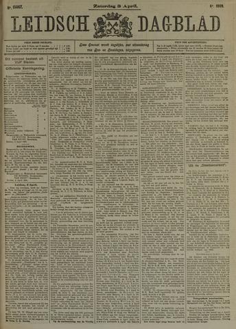 Leidsch Dagblad 1909-04-03