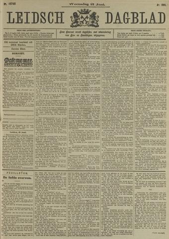 Leidsch Dagblad 1911-06-21