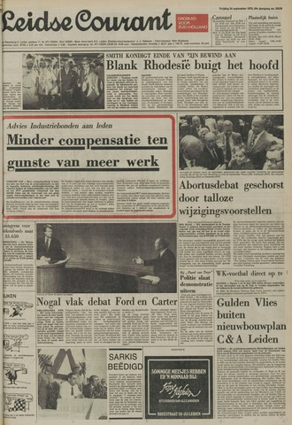 Leidse Courant 1976-09-24