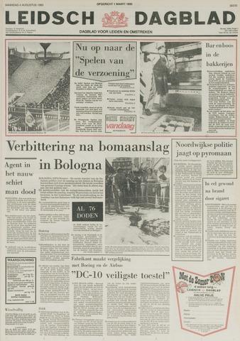 Leidsch Dagblad 1980-08-04