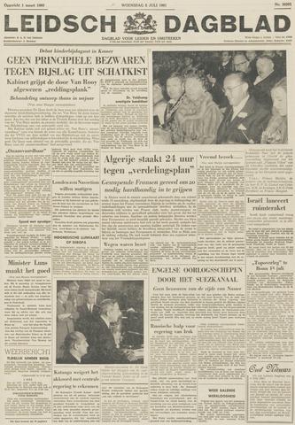 Leidsch Dagblad 1961-07-05