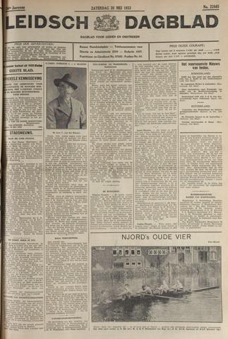 Leidsch Dagblad 1933-05-20