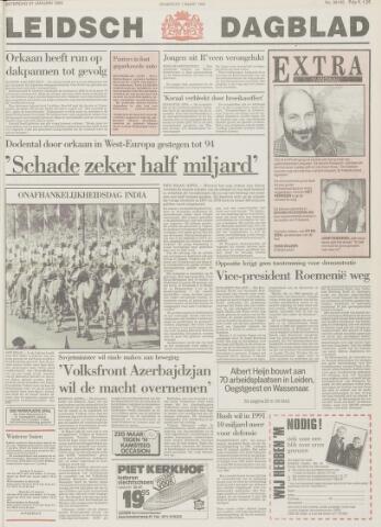 Leidsch Dagblad 1990-01-27