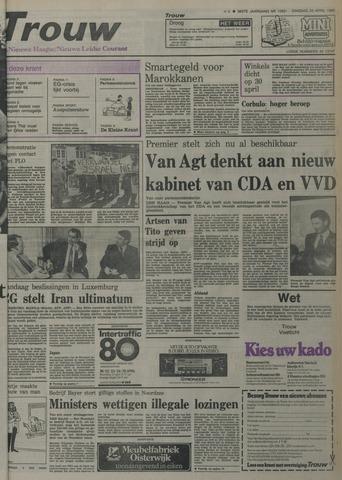 Nieuwe Leidsche Courant 1980-04-22