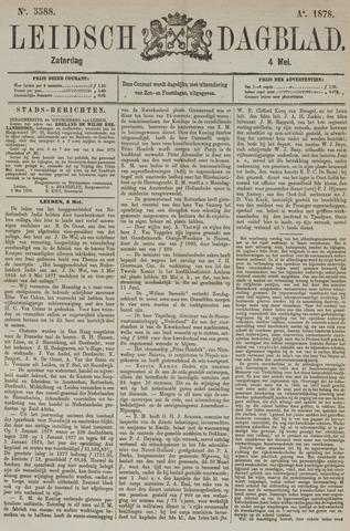 Leidsch Dagblad 1878-05-04