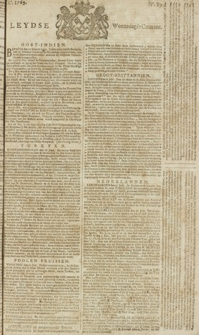 Leydse Courant 1769-07-26