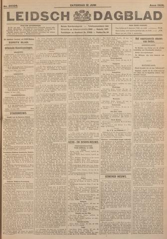 Leidsch Dagblad 1926-06-12