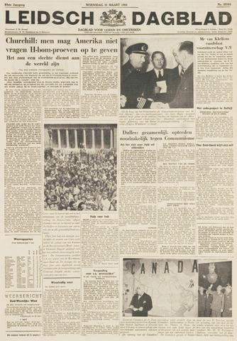 Leidsch Dagblad 1954-03-31