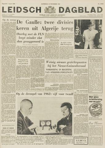 Leidsch Dagblad 1961-12-30