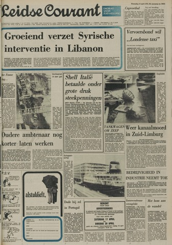Leidse Courant 1976-04-14