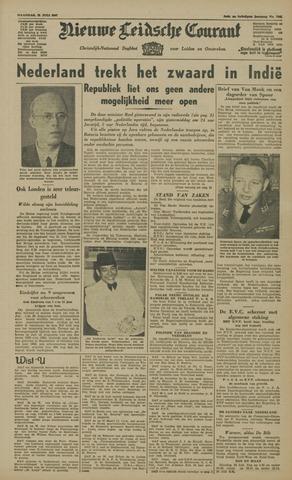 Nieuwe Leidsche Courant 1947-07-21