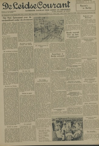 Leidse Courant 1948-08-23