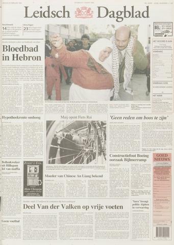 Leidsch Dagblad 1994-02-25