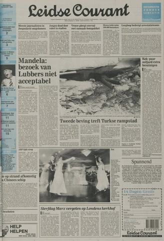 Leidse Courant 1992-03-16