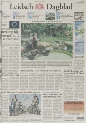 Leidsch Dagblad 1999-08-12