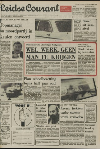 Leidse Courant 1977-09-06