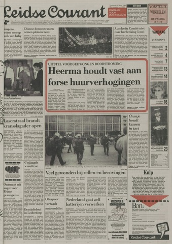 Leidse Courant 1989-04-27