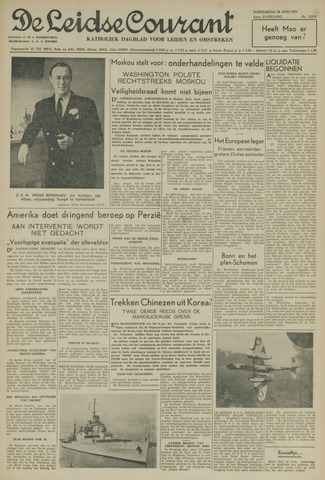 Leidse Courant 1951-06-28