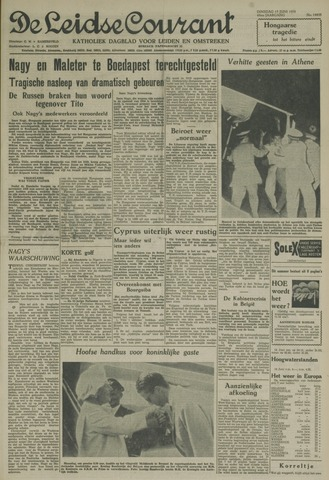 Leidse Courant 1958-06-17
