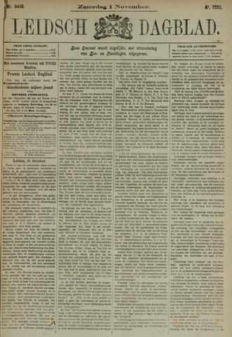 Leidsch Dagblad 1890-11-01