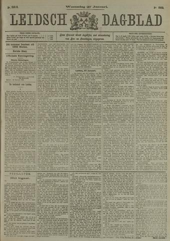 Leidsch Dagblad 1909-01-27