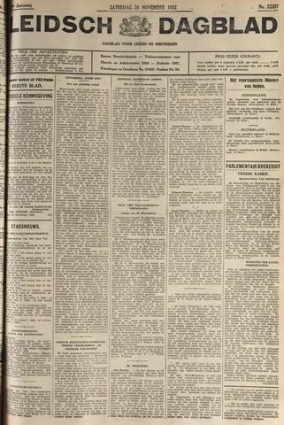Leidsch Dagblad 1932-11-26