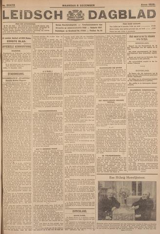 Leidsch Dagblad 1926-12-06