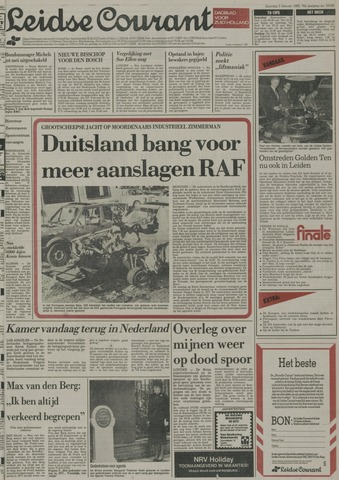 Leidse Courant 1985-02-02