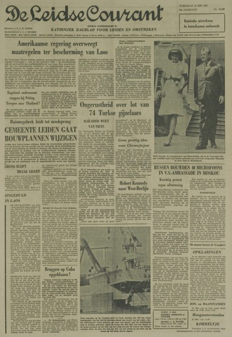 Leidse Courant 1964-05-20