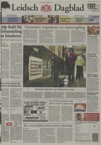 Leidsch Dagblad 2004-09-27