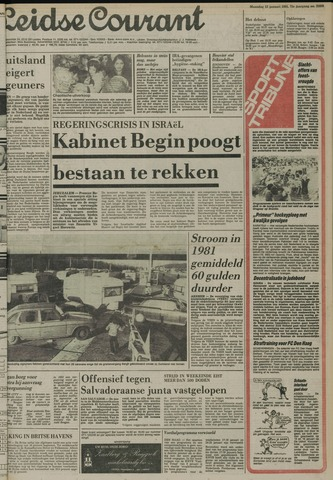 Leidse Courant 1981-01-12