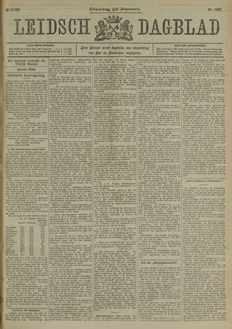 Leidsch Dagblad 1907-01-15