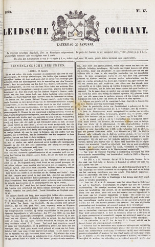 Leydse Courant 1883-01-20
