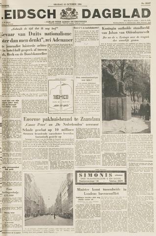 Leidsch Dagblad 1954-10-15