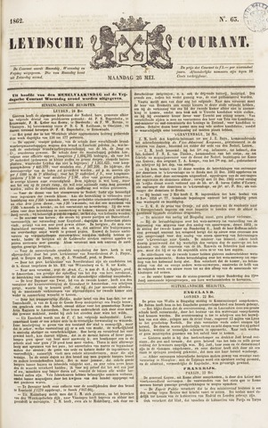 Leydse Courant 1862-05-26