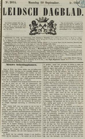 Leidsch Dagblad 1866-09-10