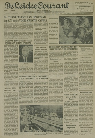 Leidse Courant 1964-02-18