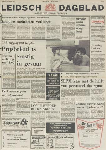 Leidsch Dagblad 1977-05-07