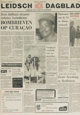 Leidsch Dagblad 1975-12-24