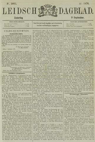 Leidsch Dagblad 1876-09-09