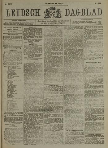 Leidsch Dagblad 1909-07-06
