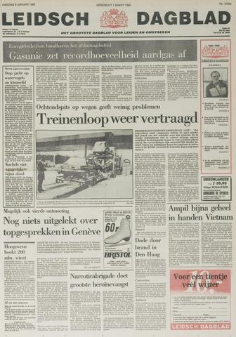 Leidsch Dagblad 1985-01-08