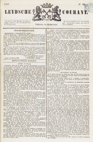 Leydse Courant 1869-02-19