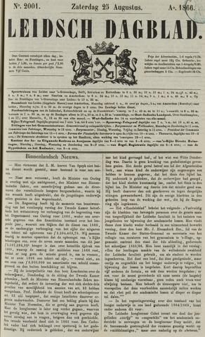 Leidsch Dagblad 1866-08-25