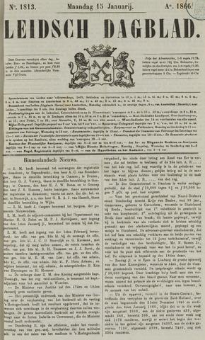 Leidsch Dagblad 1866-01-15
