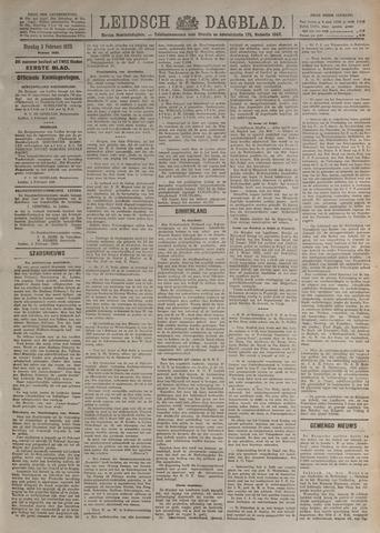 Leidsch Dagblad 1920-02-03