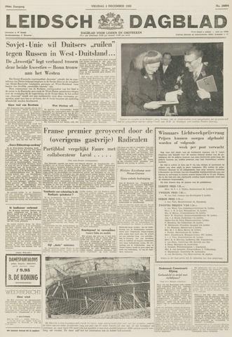 Leidsch Dagblad 1955-12-02